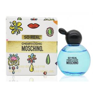 MOSCHINO SO REAL 奧莉薇女EDT 4.9ML(S)